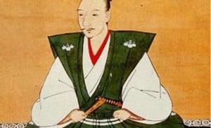 Ilustración de Oda Nobunaga