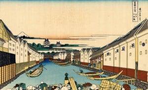 Ukiyo-e, pintura del periodo Edo