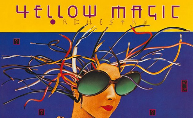 Portada de un disco de Yellow Magic Orchestra