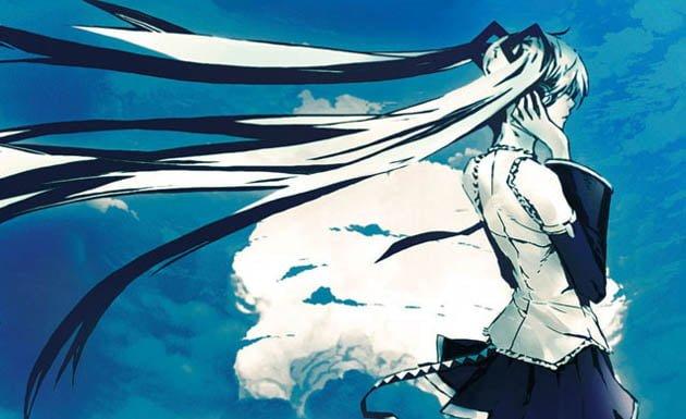 Hatsune Miku, portada de Super Cell