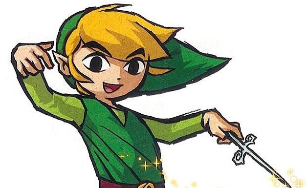 Link en Wind Waker