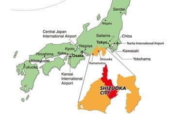 Prefectura de Shizuoka