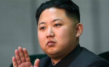 retrato de Kim Jong-un