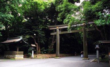 Templo de Meiji Jingu