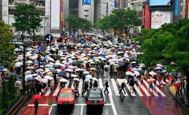 Población de Tokyo