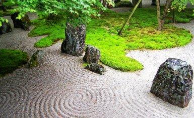 Qu es un karesansui - Que es un jardin zen ...