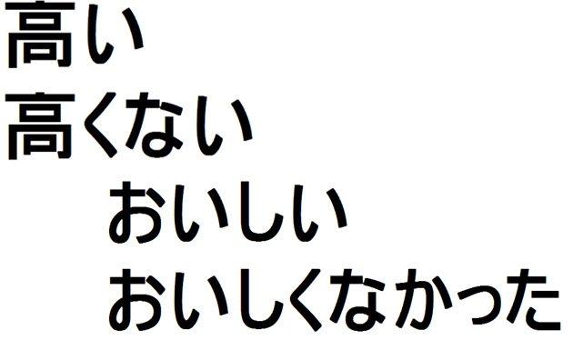 gramática japonesa