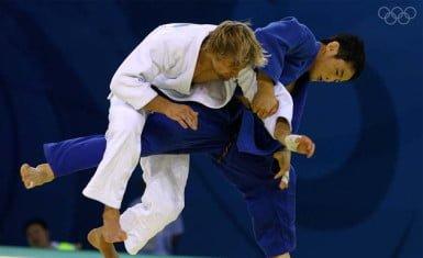 Judo en las olimpiadas