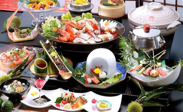 Kaiseki ryouri for Tecnicas de alta cocina