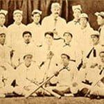 Shinbashi Athletic Club, el primer equipo de baseball de Japón
