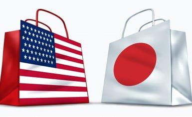 Comercio Japón Estados Unidos