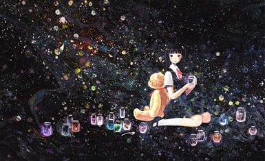 Mermelada de polvo de estrellas