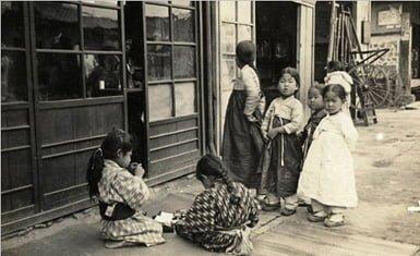 niñas coreanas