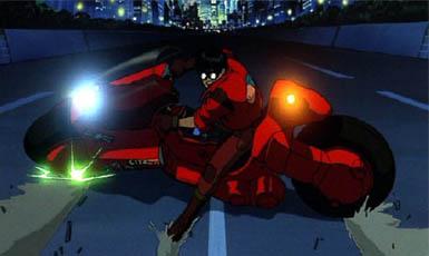 Akira, top 10 película de anime