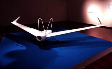 Prototipo de Mehve, basado en Nausicaä en el valle del viento