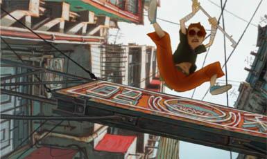 Tekkonkinkreet, top 10 película de anime