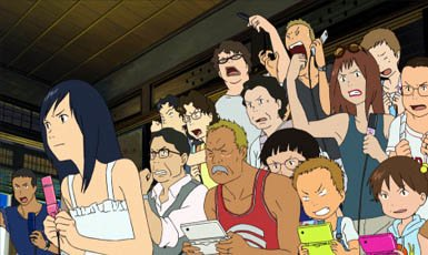 summer wars, top 10 película de anime