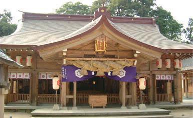 Santuario de Yaegaki