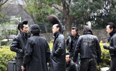 rockabilly, subculturas urbanas de Japón