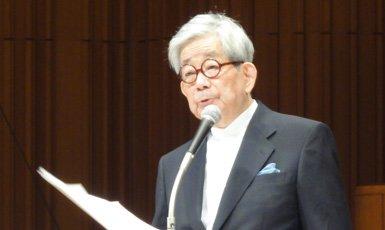 Kenzaburo Oe 1