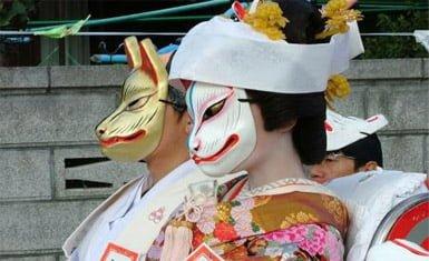 kitsune no yumeiri matsuri