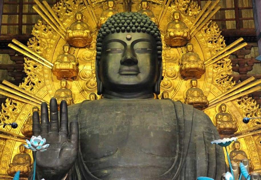 Buda de Todaiji