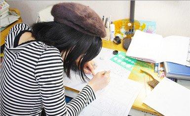 cómo se hace un manga