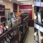 liquor off