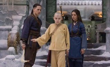 avatar the last air bender live action