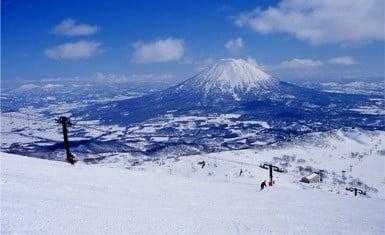 deportes de invierno en Niseko