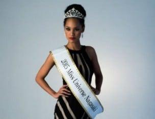 Ariana Miyamoto, Miss Universo Japón