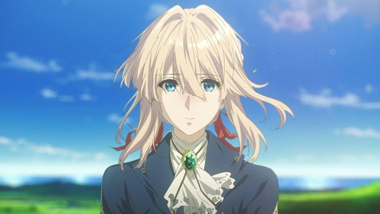 Protagonista del anime Viole Evergarden