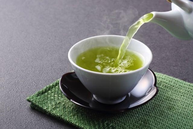 Sencha, té japonés