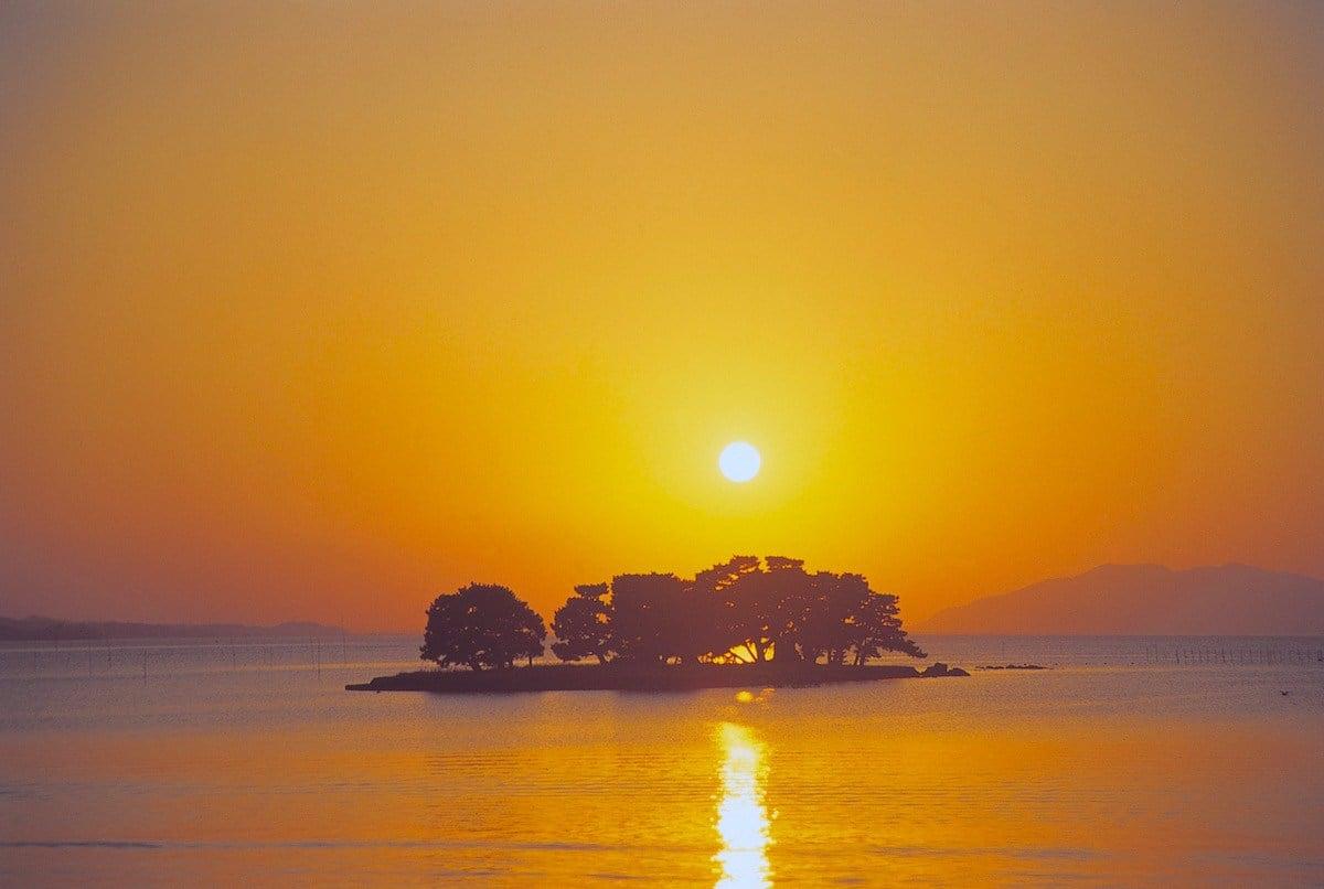 Yomegashima 嫁ヶ島
