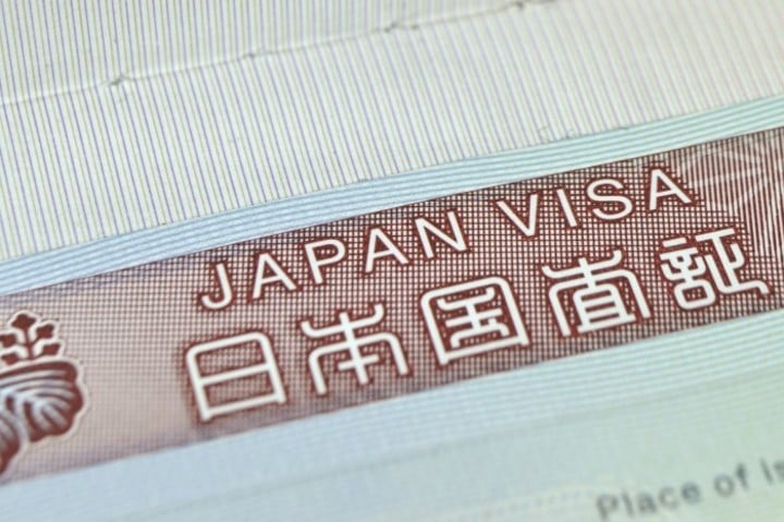 visa japonesa
