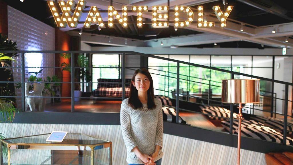 Naka Akiko, CEO de Wantedly