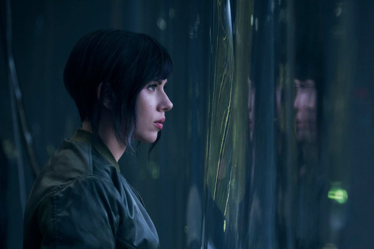 Live action de Ghost in the Shell