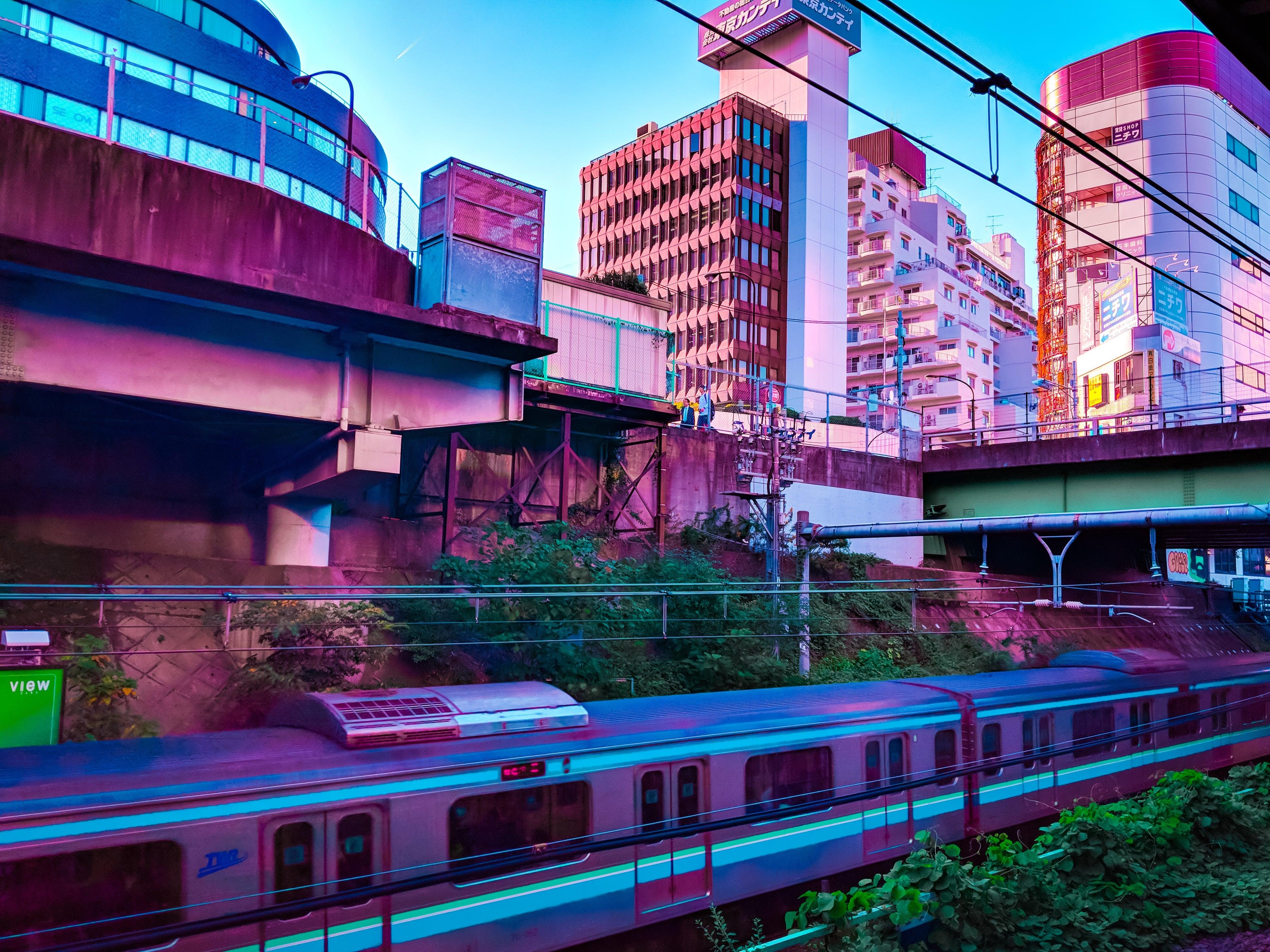 metro en Japón