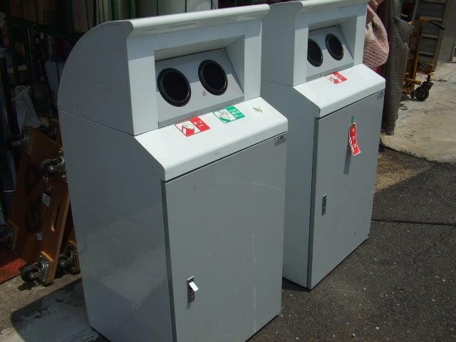 botes de basura en Japón